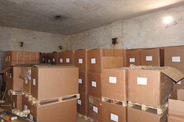 Tizenkét tonna illegális dohányt foglaltak le a vámosok (FOTÓK)