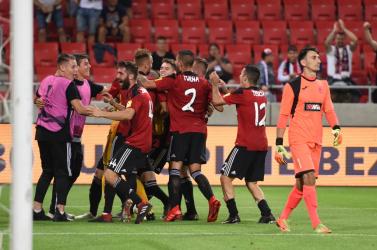 Európa-liga: A Ružomberokon kívül két szlovákiai és minden magyar csapat továbbjutott - a Slovan az EL-ben folytatja