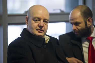 Rusko rendszeres ellenőrzésre jár az Igazságügyi Palotába