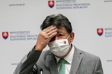 Budaj: Válságba került a hulladékgazdálkodás Szlovákiában
