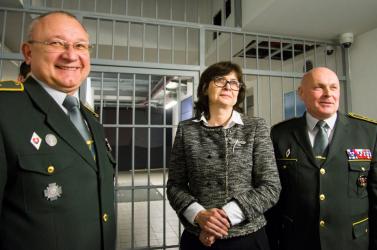 Žitňanská: Sosem volt még ennyi képviselő a börtönben