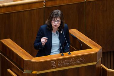 Žitňanská: Hét bíró nem elég ahhoz,hogy az alkotmánybíróság működőképes legyen
