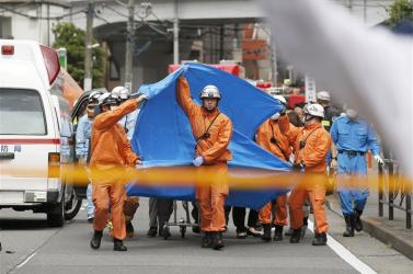 Késes támadás történt Tokió környékén