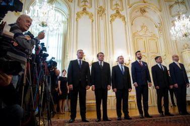 Čaputová kinevezett hat új alkotmánybírót, Pfudtner Edit és Radoslav Procházka kimaradtak