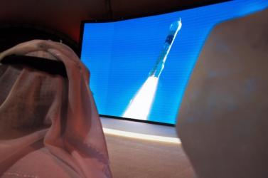 Elindult a világűrbe az első arab Mars-misszió - VIDEÓ