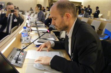 Szlovákiai magyarok az ENSZ-ben