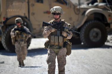 Megöltek két amerikai katonát Irakban