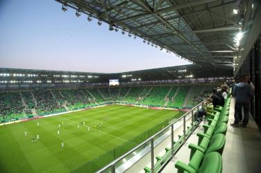 Tízmillió forintra súlyosbították a Ferencváros büntetését
