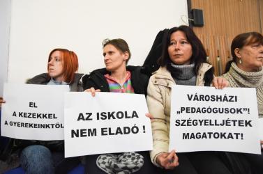 Összevonják a magyar alapiskolákat Gútán
