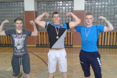 Erejüket mérték össze a dunaszerdahelyi Szabó Gyula Szakközépiskola diákjai
