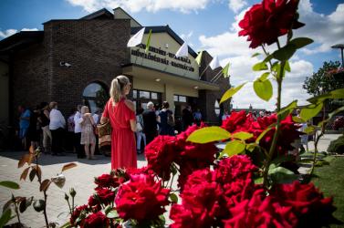 Nagymácsédon megnyílt a várva várt, felújított kultúrház