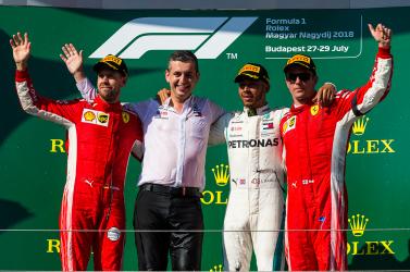 Magyar Nagydíj: Hamilton győzött és növelte előnyét