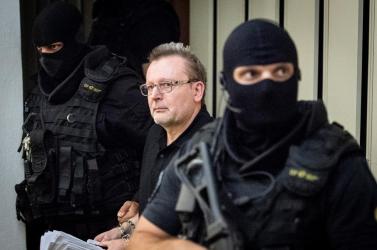 """Életfogytiglanra ítélték az egykori maffiavezért, Róbert """"Kýbel"""" Lališt"""
