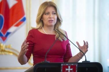Kiskával ellentétbenČaputová nem tartja Szlovákiát maffiaállamnak