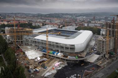 Európa egyik legmodernebb arénája lehet a pozsonyi Nemzeti Futballstadion