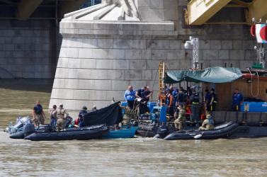 Dunai hajóbaleset: Törvénysértő a hajóskapitány óvadéka