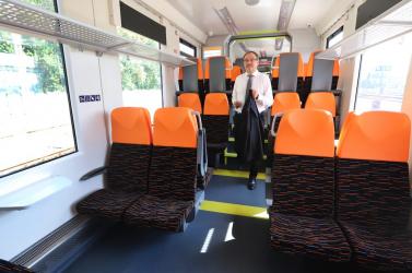 21 új vonatot helyeznek üzembe