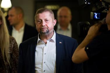 Megállapították, hogy Harabin törvényesen indulhat a választásokon