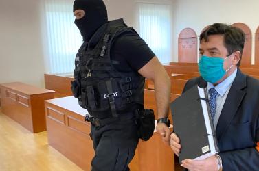 """Kočner a bíróságon: """"Őszintén sajnálom, ami Ján Kuciakkal és a barátnőjével történt"""""""