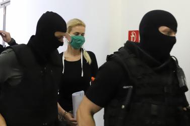 Szabadon engedik Monika Jankovskát