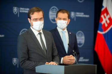 Matovič szerint azokat a minisztereket kellene leváltani, akik enyhítést követeltek