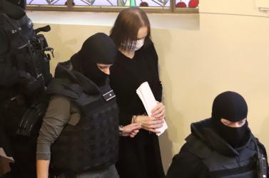 Zsuzsovát bűnösnek találták a Basternák-gyilkosság ügyében, 21 évre ítélték!