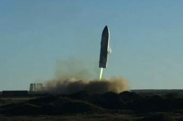 Felrobbant a SpaceX Csillaghajója - VIDEÓ