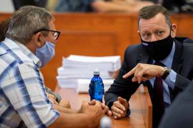 Lipšic: Ha a Threemát módosították volna, egyértelműbben utalna a gyilkosságra