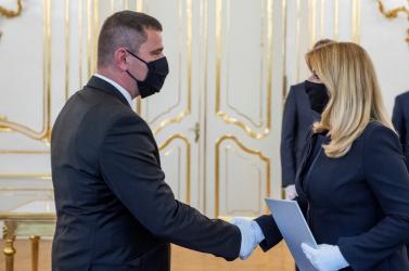 Az államfő Robert Šorlt nevezte ki alkotmánybírónak