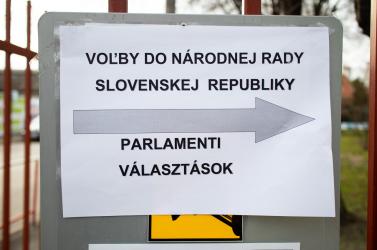 Felmérés: Matovič ismét erősebb, mint Sulík, Pellegrini verhetetlen