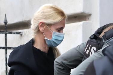 Rossz állapotban van Monika Jankovská, nem vesz részt az előzetes letartóztatásának meghosszabbításáról szóló tárgyaláson