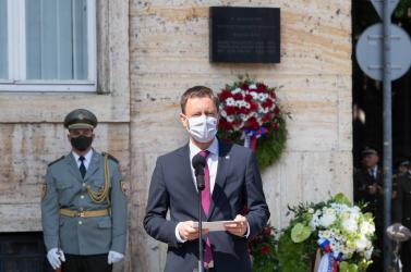 Heger: A vereségek ellenére érdemes harcolni a szabadságért