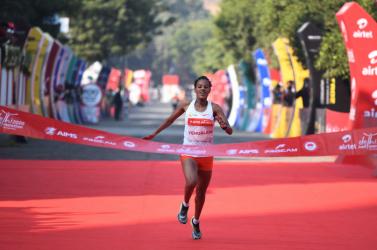 Új világrekord női félmaratonon