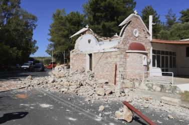 Krétai földrengés: Nem kért segítséget a külügytől szlovák állampolgár
