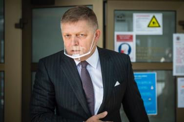 Fico rendőrháborúról beszél a Zurian-ügy kapcsán