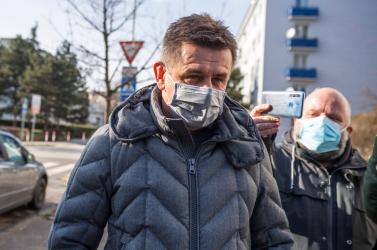 Sólymos László korábbi környezetvédelmi minisztert tanúként hallgatta ki a rendőrség Peter Žiga korrupciós ügyében