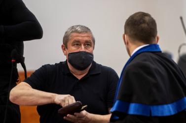 Kováčik-ügy: Az ügyész elégedett az ítélettel, a vádlott és ügyvédje fellebbezést nyújtott be