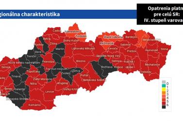 Dunaszerdahely, Galánta és Vágsellye fekete járás marad legalább március 8-ig – jóváhagyta a kormány