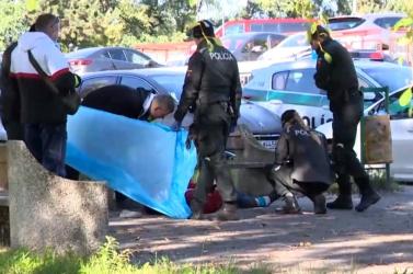 A ligetfalui kórház közelében holtan találtak egy nőt