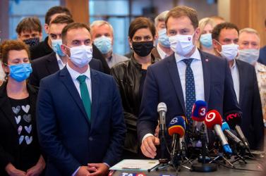OĽaNO: A mozgalom már teljesítette a rá eső részt Krajčí lemondásával