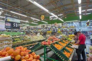 A britek hatoda nem jutott hozzá alapvető élelmiszerekhez az ellátási hiányok miatt