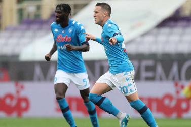Nagy lépést tett a Bajnokok Ligája felé a Napoli