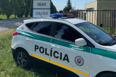 Komédiába illő volt, ahogy elkapták a rendőrök a szökésben lévő férfit a magyarlakta községben