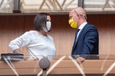 Változások lehetnek a kormánykoalícióban, Kolíkováék valószínűleg nagy lépésre készülnek