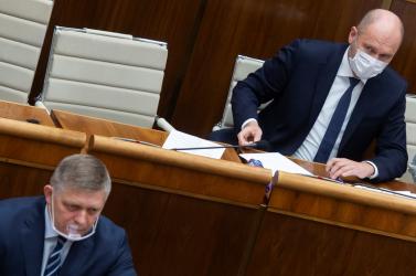 Elmarad a Sulík leváltását célzó rendkívüli parlamenti ülés
