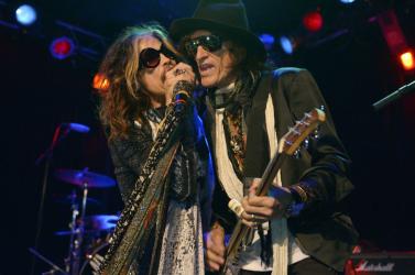 Budapesten és Prágában is fellép jövőre az Aerosmith
