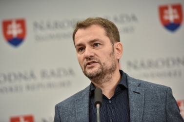 A Tisztességes Szlovákiáért képviselői nekimentek Matovičnak
