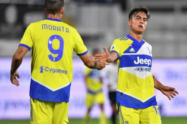 A Juventus két támadója is hiányzik majd a Chelsea ellen