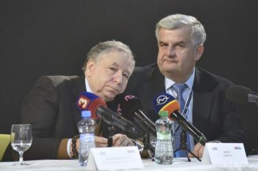 Jean Todt szerint nem kizárt, hogy hamarosan Forma–1-es versenyt rendezhetnek Szlovákiában