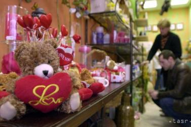 Szlovákiában is népszerű a Valentin-nap – ennyit költenek egymásra a szerelmesek